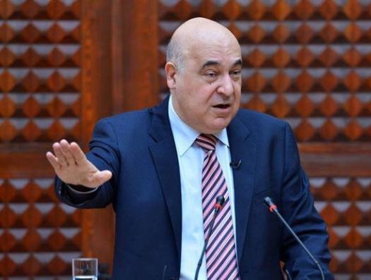 Чингиз Абдуллаев: «На телеканалах одни умные и толковые армяне. Когда появятся азербайджанцы?»
