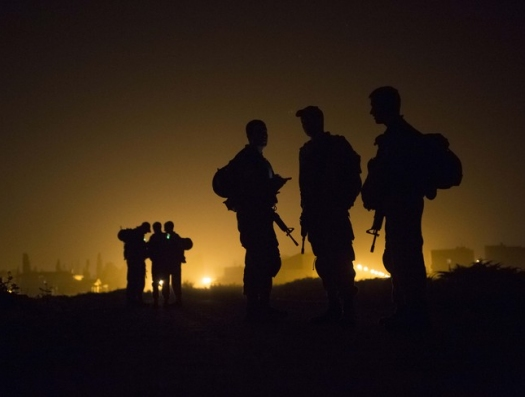 Израиль строит военный плацдарм для Эмиратов