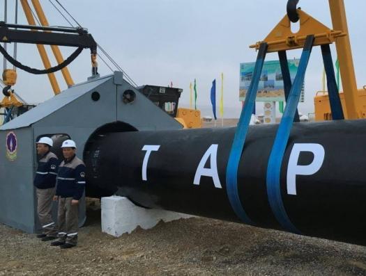 Труба-фантом: есть начало и конец, но нет самого газопровода