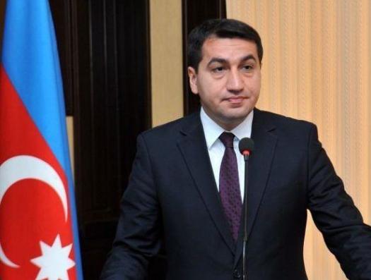 Помощник президента И.Алиева: «Армения хочет захватить новые территории Азербайджана»