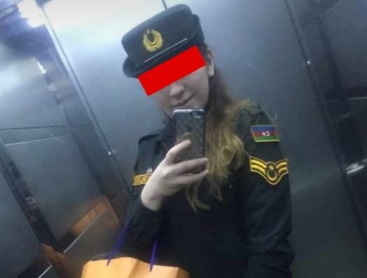 Минобороны о девушке из секретного отдела - «родственнице» Наджмеддина Садыгова