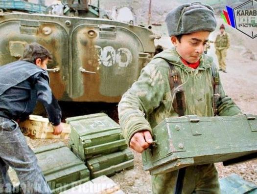 В шаге от карабахской войны… На грани катастрофы…