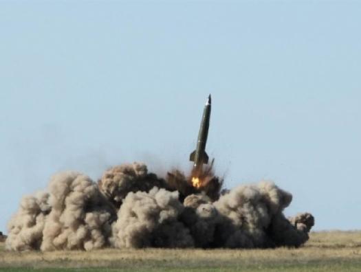 Россия впервые применила «Искандер-М» в боевой обстановке