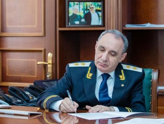 Генпрокурор Азербайджана сразу же заявил: «Дело Масазыра немедленно взял под личный контроль!»