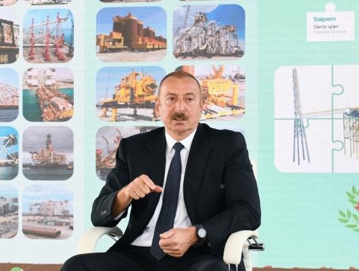 Ильхам Алиев Пашиняну: «Кто ты такой, чтобы выставлять нам условия?»