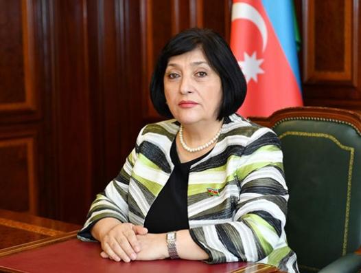 Сахиба Гафарова едет с парламентской дипломатией в Москву