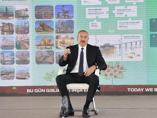 Новое послание Ильхама Алиева по Карабаху