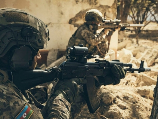 Перестрелка в Товузе: погиб азербайджанский солдат