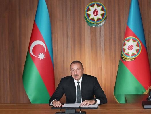 Ильхам Алиев обратился к ООН: «Армения готовится к новой военной агрессии против Азербайджана»