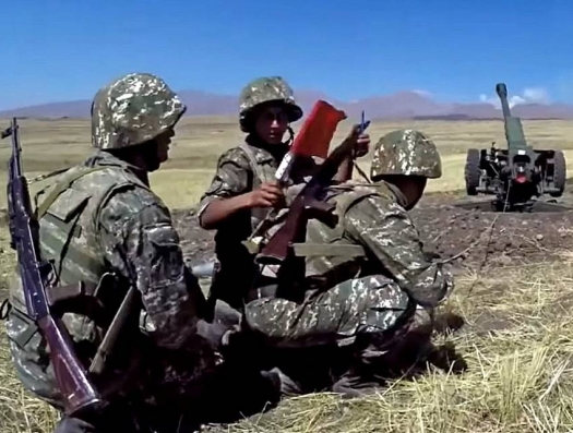 Армения провоцирует большой пожар в подбрюшье России