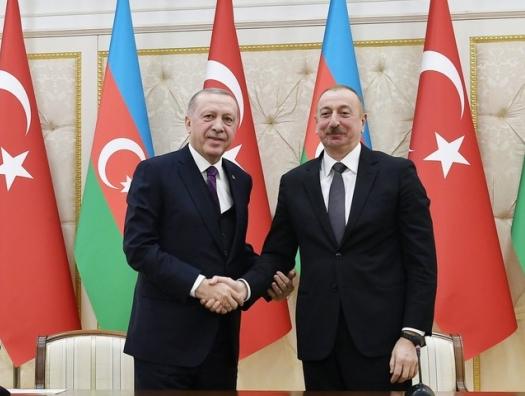 Эрдоган позвонил Алиеву из-за обострения ситуации в Товузе
