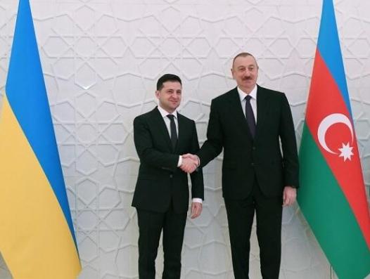 Зеленский позвонил Ильхаму Алиеву, чтобы выразить поддержку