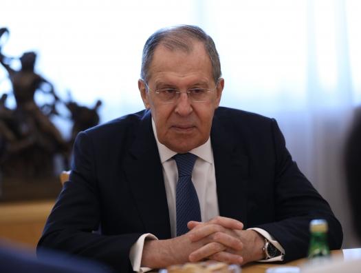 Лавров ударил по Армении: «Высказывания Пашиняна мешают карабахскому урегулированию»