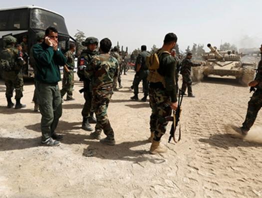 Что за «сирийские террористы» в поддержку Азербайджана?