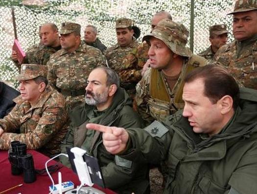 Тоноян готовит госпереворот в Армении? Время Пашиняна истекает…