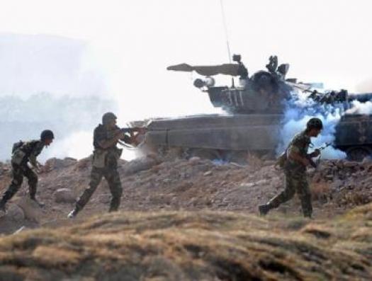 Ура!!! Азербайджан освободил 6 оккупированных сел!!!