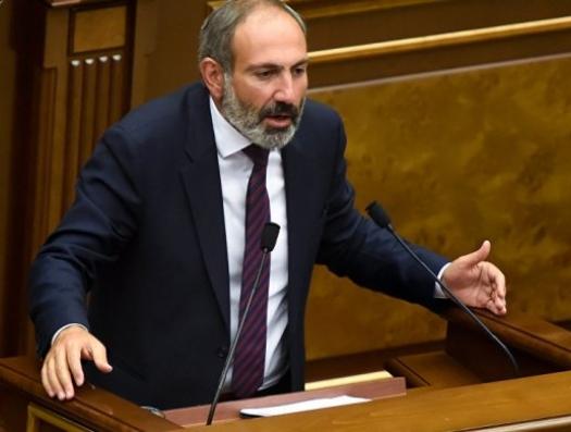 Пашинян обратился к парламенту Армении: «Вы согласны на высокую автономию Карабаха в составе Азербайджана?»