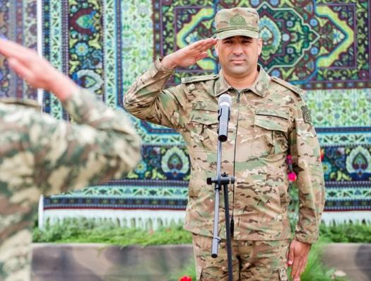 Генерал Бархударов: «Будем воевать до полного уничтожения противника»