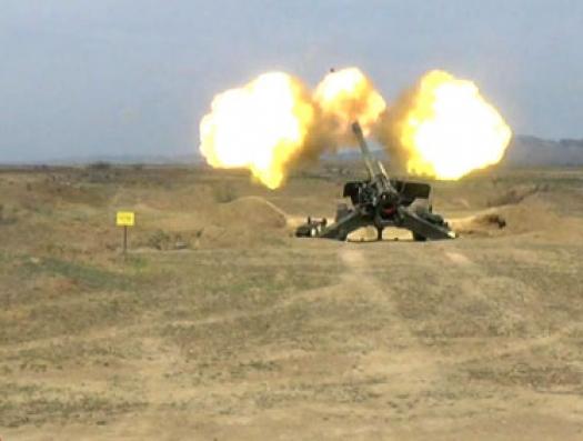 Азербайджан нанес мощные удары по военным объектам в Агдере (Мардакерте)