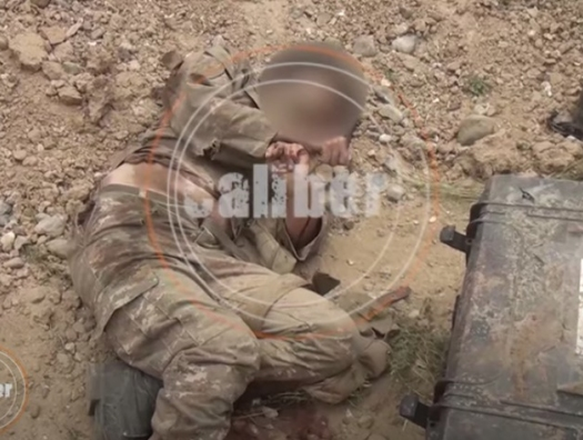 Сотни трупов армянских солдат на полях Карабаха