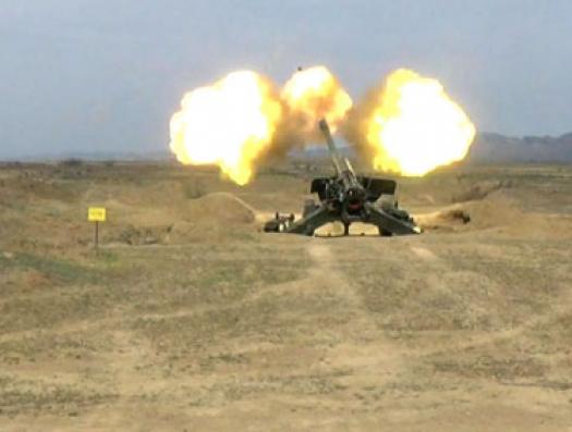 Азербайджанская армия разгромила Мартунинский полк