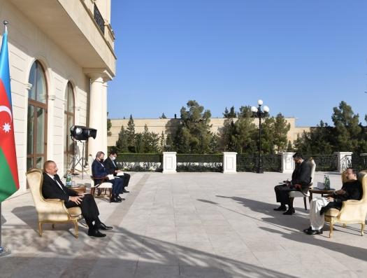 Ильхам Алиев: Наши братья Турция и Пакистан