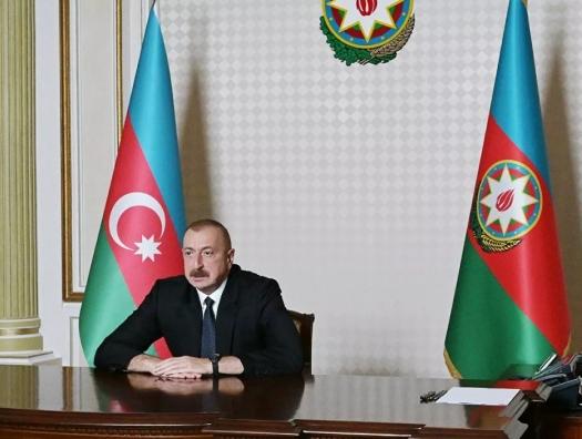 Ильхам Алиев: Переговоров с Ереваном быть не может. С учетом позиции Пашиняна