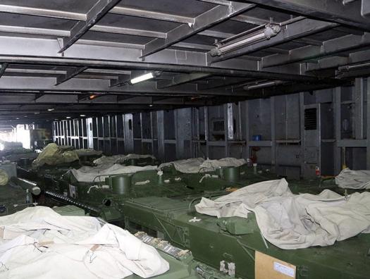Военная разведка доставляет новое вооружение в Армению