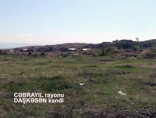 Дашкесан наш! Первые кадры из освобожденного села