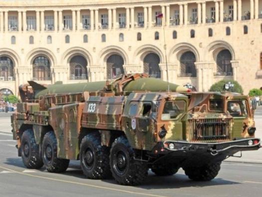 Ереван начал тотальную войну с Азербайджаном: в Гянджу выпущен «Скад»