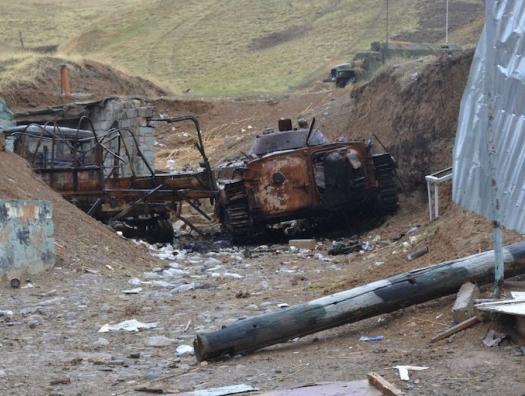 Минобороны Азербайджана: противник понес потери и отброшен назад