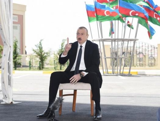 Ильхам Алиев: «Через час мы прервем дипотношения со страной, которая признает Карабах»