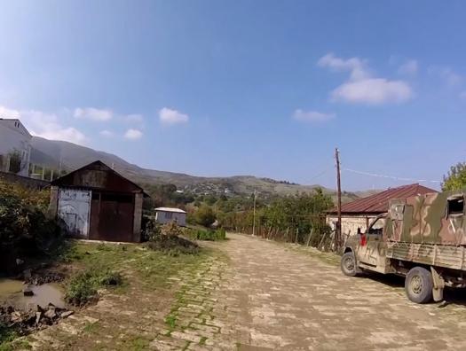 Освобожденные села Ходжавенда (Мартуни)