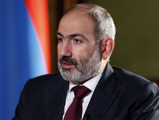 Пашинян выступил против режима прекращения огня