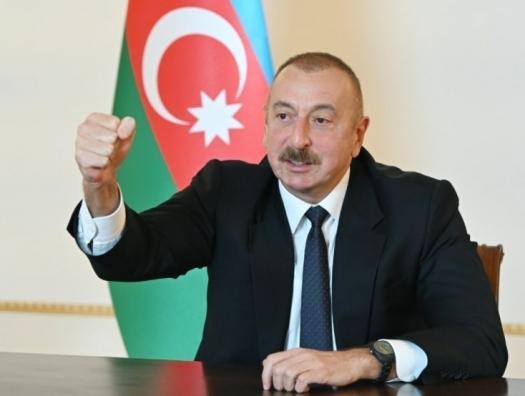 Ильхам Алиев заявил, что Азербайджан дошел до Ванка!