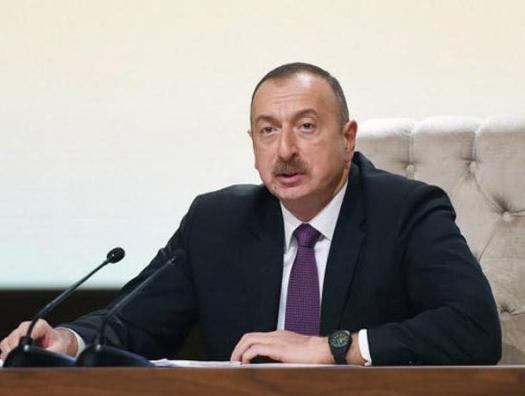 Ильхам Алиев заявил об освобождении новых территорий