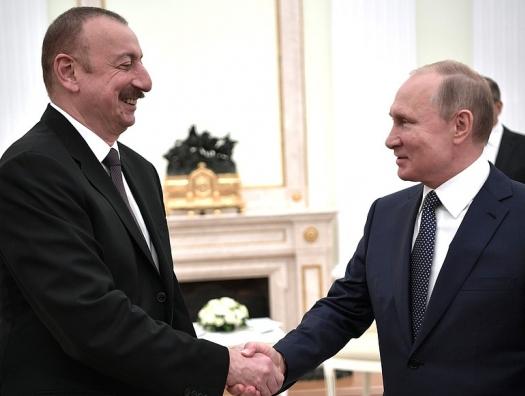 Путин поставил точку: Армения оккупировала территории Азербайджана. И это не может длиться вечно!