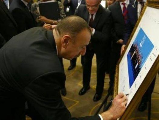 С Ильхамом Алиевым к победам мы шли