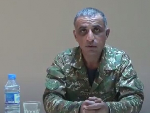 Военнослужащий Эдик Тоноян обратился к армянскому народу: «Не отпускайте своих детей в Карабах! Это не наша земля»