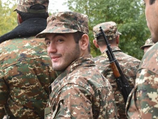 Переодетые в армянскую форму азербайджанские солдаты