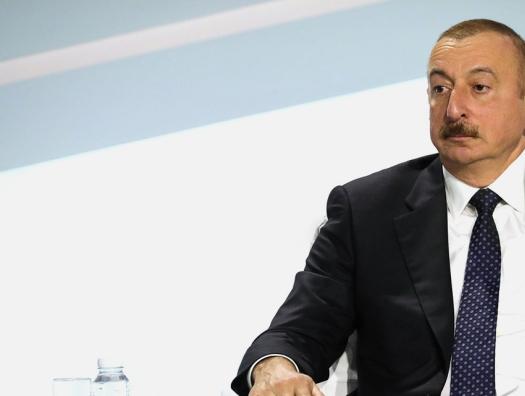 Ильхам Алиев: «Мы проиграли сражение, а не войну»
