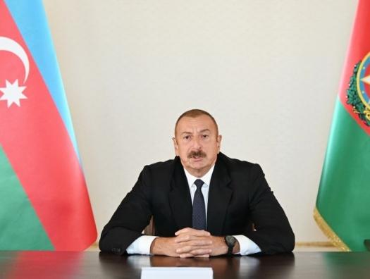 Ильхам Алиев обратился к державам: «Вы не знаете, что у нас делают турецкие F-16? Откройте спутники посмотрите!»