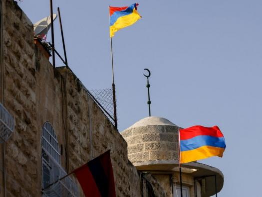 Неужели армяне потеряют свой квартал и в Иерусалиме?