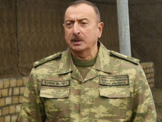 Ильхам Алиев: «Если Армения покинет Лачин, Кельбаджар и Агдам, перейдем к политурегулированию»