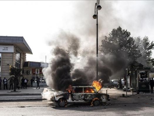 Запад разоблачил Армению: Пашинян стреляет по мирным азербайджанцам кассетными бомбами
