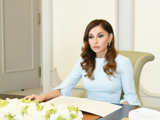 Мехрибан Алиева: «Мы вернули нашу Шушу!»
