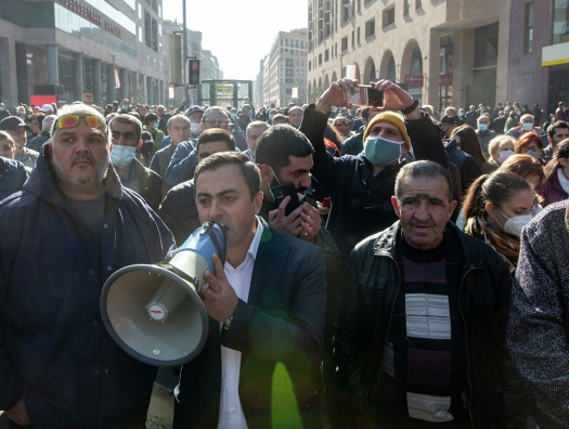 Как Армении перестать беспокоиться и начать жить