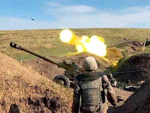 Парижу нужна война в Карабахе