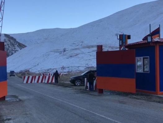 Азербайджанские военные в Сотке?