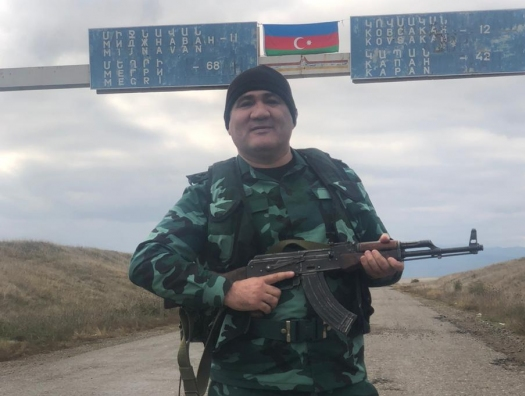 Фирдовси Умудов с освобожденных территорий: «Эти земли армяне использовали для выращивания наркотиков»